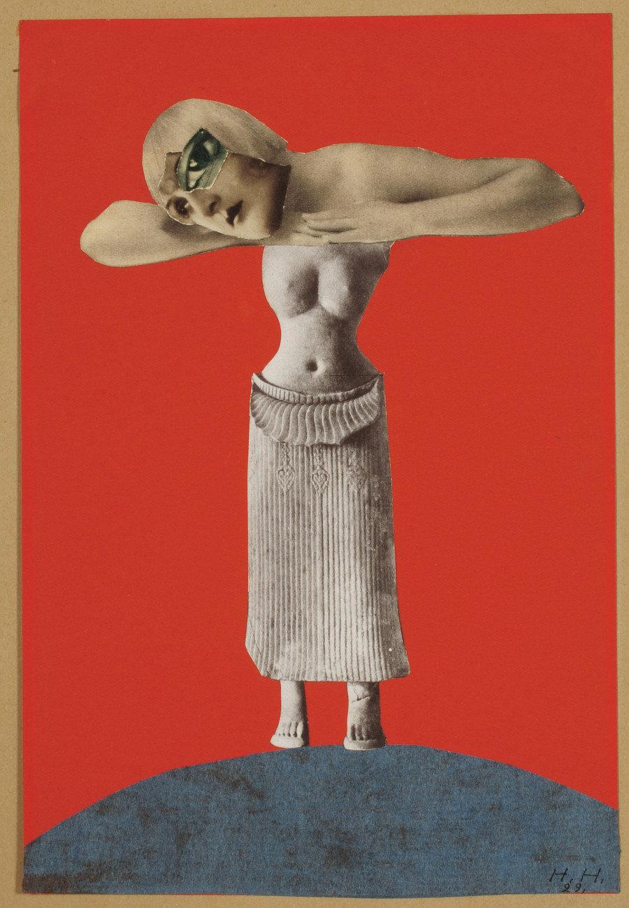hannah hoch dada Hannah höch foi a única mulher envolvida nos primórdios do movimento dadaísta feminista, é reconhecida atualmente como uma das precursoras do gênero da.