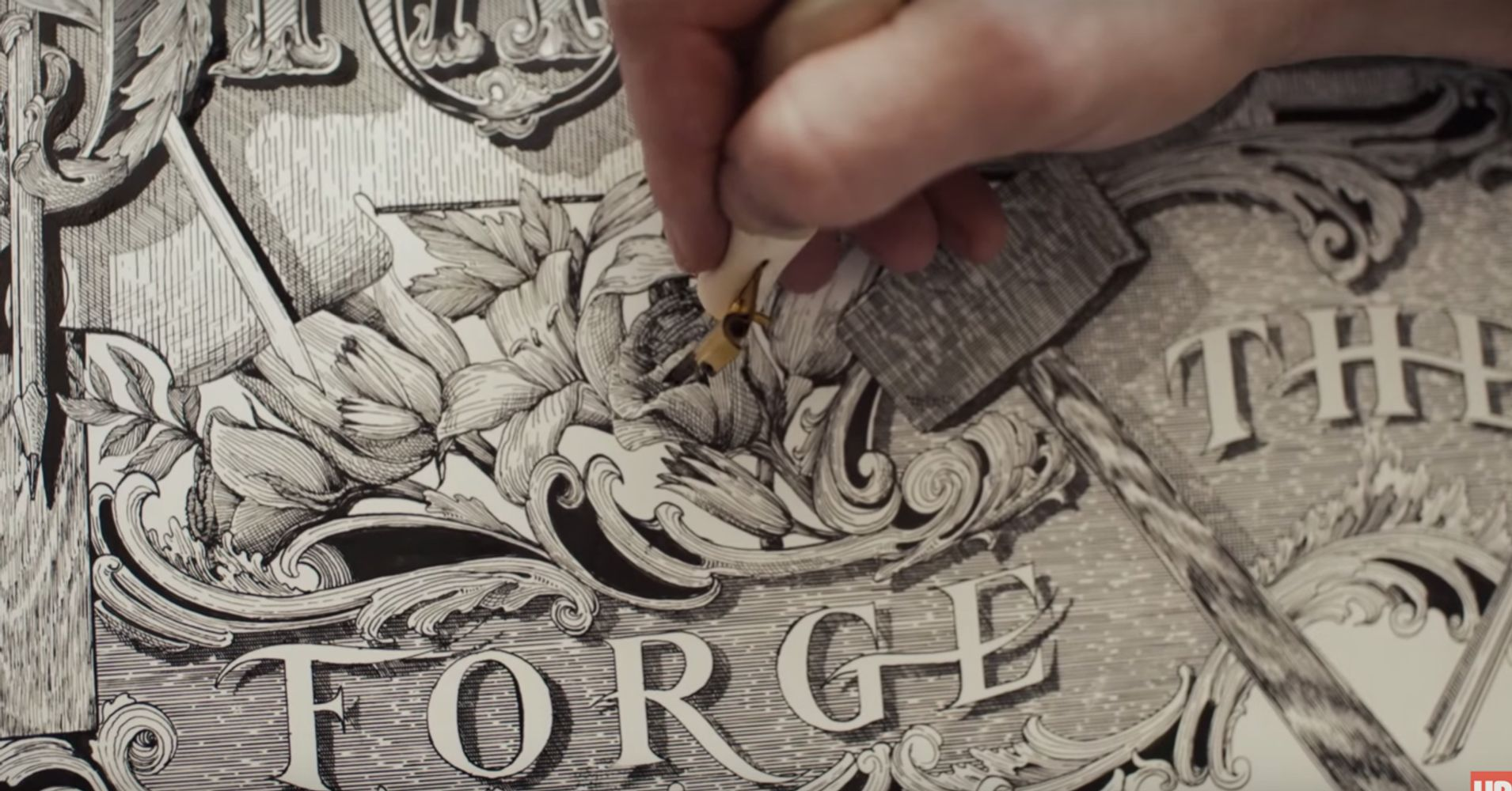 Meet The Worlds Youngest Living Master Penman Huffpost