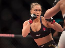 Ronda Rousey On Overcoming An Eating Disorder And Making It In A Male-Dominated World
