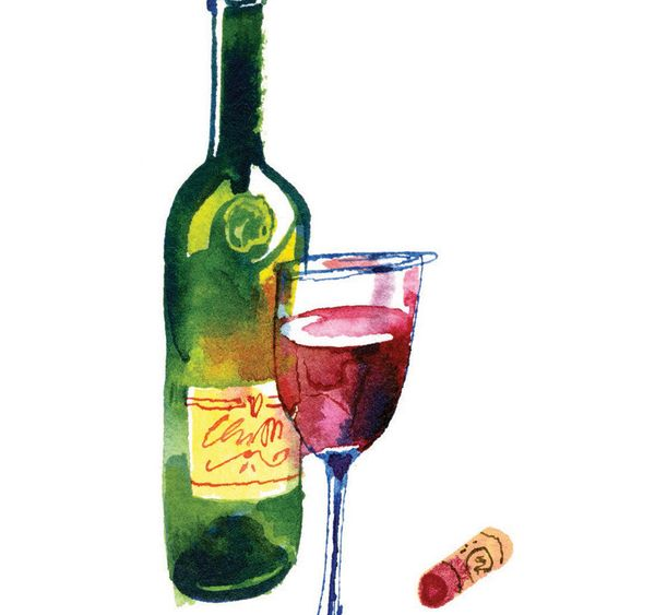 Multiple studies have found that drinking vino in moderation may help your heart, but the good news doesn't stop there. New r