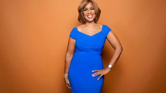 NEW YORK, NY - JUNE 12: News anchor Gayle King poses for a portrait at the American Black Film Festival on June 12, 2015 in New York City. (Photo by J. Countess/Getty Images Portrait)
