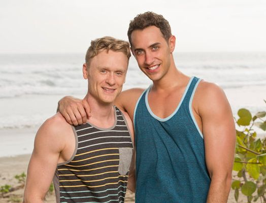 "<span>Josh Canfield and Reed Kelly previously competed on the reality TV show ""€œSurvivor.""€</span>"