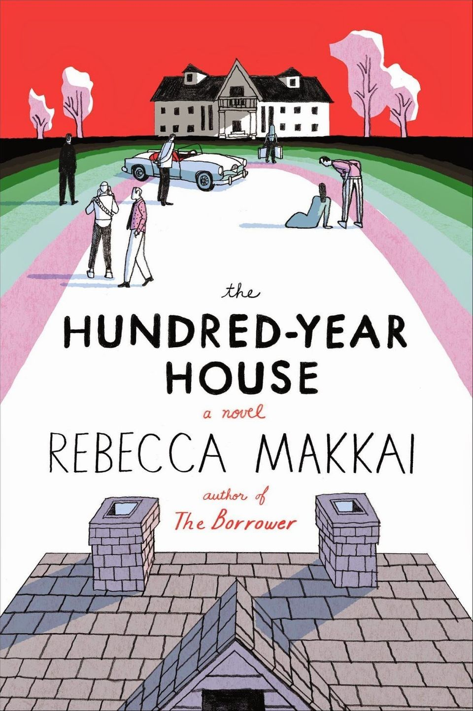Makkai humorously turns the conventional family saga on its head, in a clever exploration of metamorphosis and secrecy.  <a h