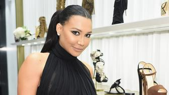 BEVERLY HILLS, CA - APRIL 14:  Actress Naya Rivera attends the Giuseppe Zanotti Beverly Hills Store Opening on April 14, 2015 in Beverly Hills, California.  (Photo by Stefanie Keenan/Getty Images for Giuseppe Zanotti)