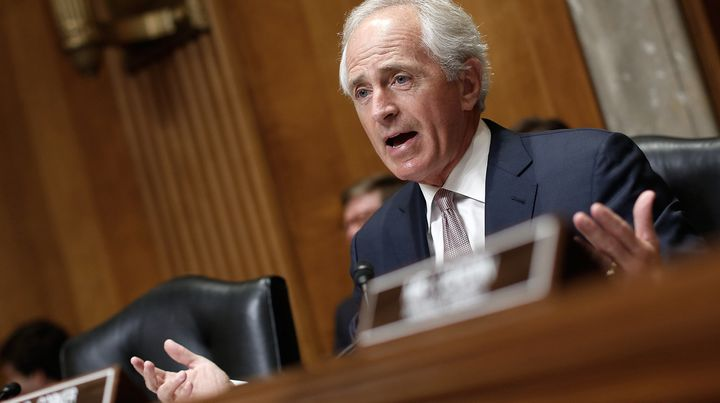<p>Sen. Bob Corker says at a Foreign Relations Committee hearing in August that the State Department's process for elevating Malaysia lacks integrity, and appears to have been done to ease passage of the Trans-Pacific Partnership trade pact.</p>