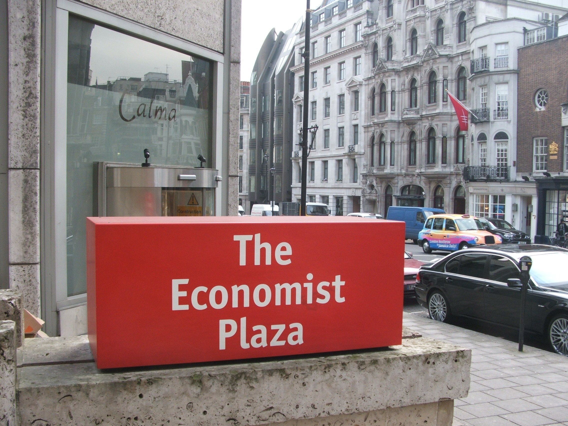 The Economist Plaza #1, London