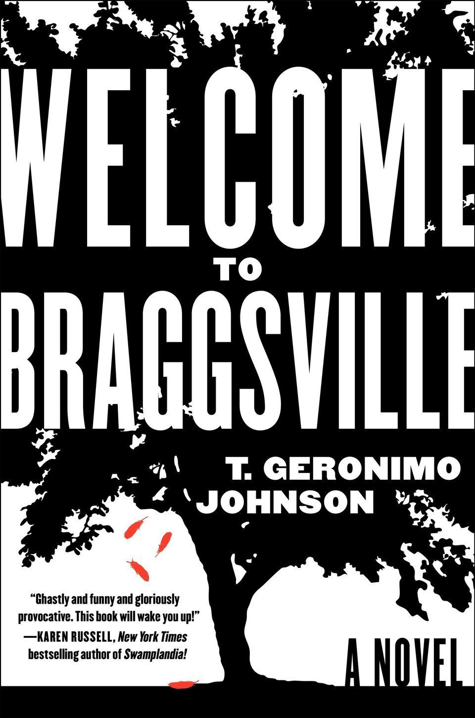"Welcome to Braggsville by T. Geronimo Johnson  ""Even the title of T. Geronimo Johnson's second novel, Welcome to Braggsvill"