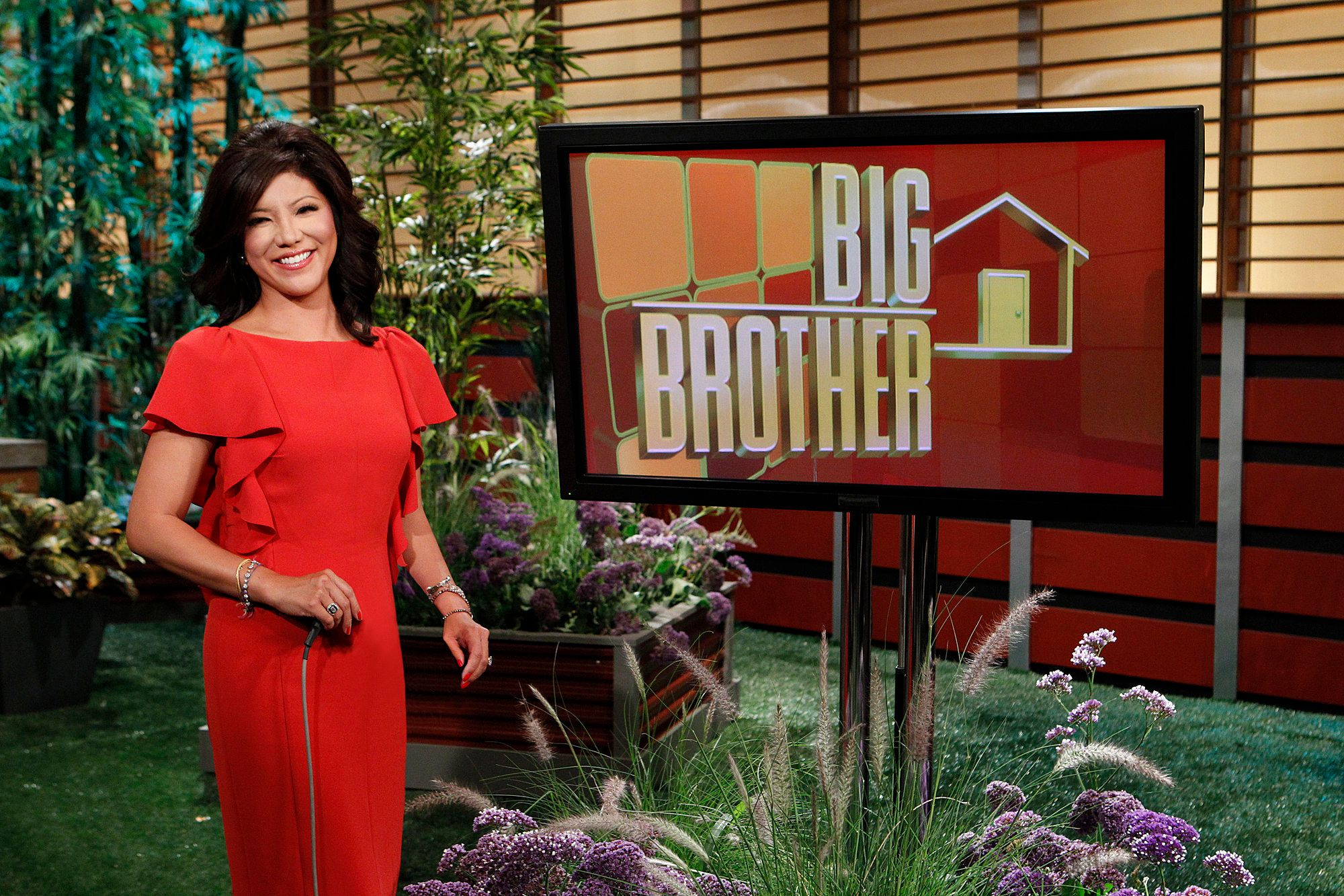 LOS ANGELES - JULY 2: BIG BROTHER --  This season of BIG BROTHER will be broadcast three nights weekly, on Sundays (8:00-9:00 PM, ET/PT), Wednesdays (8:00–9:00 PM, ET/PT) and the LIVE eviction show, hosted by Julie Chen, Thursdays (8:00–9:00 PM, live ET/delayed PT).  (Photo by Sonja Flemming/CBS via Getty Images)