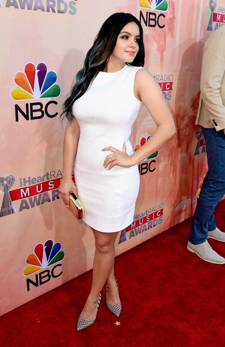 'Modern Family' Star Ariel Winter Opens Up About Breast Reduction Surgery