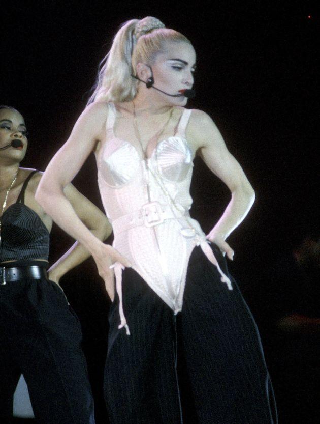 S Fashion Madonna Style
