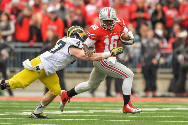In theory, Ohio State has three bona fide Heisman candidates at quarterback, an embarrassment of riches that I'm not sure we'