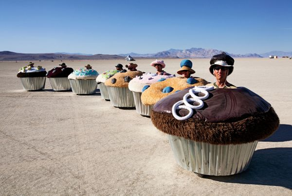 "<span style=""color: #1f497d;"">CUPCAKE CARS by Lisa Pongrace, Greg Solberg and the Acme Muffineering team.</span>"
