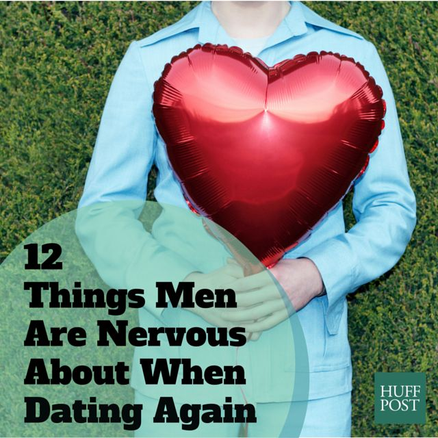 What to expect when dating a newly divorced man