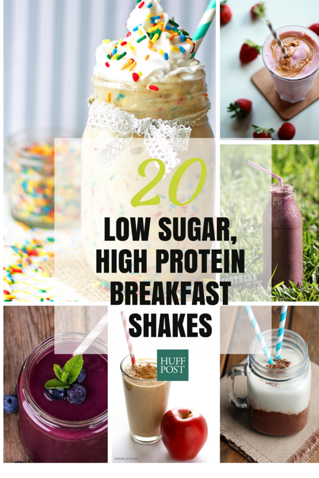 20 Low Sugar Protein Shake Recipes To Fuel Your Mornings Have Birthday Cake
