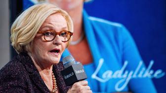 NEW YORK, NY - AUGUST 12:  U.S. Senator Claire McCaskill attends the AOL Build Presents: 'Plenty Ladylike' at AOL Studios in New York on August 12, 2015 in New York City.  (Photo by Grant Lamos IV/FilmMagic)