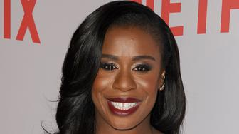 LOS ANGELES, CA - MAY 20:  Actress Uzo Aduba attends Netflix's 'Orange Is The New Black' For Your Consideration screening and Q&A at Directors Guild Of America on May 20, 2015 in Los Angeles, California.  (Photo by Jason LaVeris/FilmMagic)
