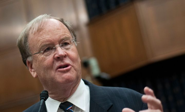 Rep. Sam Farr (D-Calif.) said he was in favor of the nuclear deal with Iran.