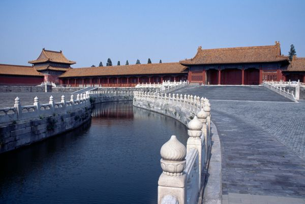 """The Forbidden City in Beijing, China was the<a href=""""http://www.travelchinaguide.com/cityguides/beijing/forbidden.htm"""">&nbsp;"""