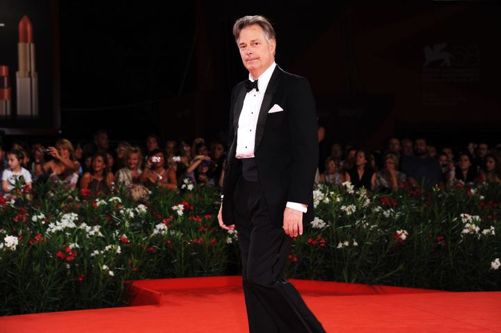 "Whit Stillman attends the ""Damsels in Distress"" premiere at the 68th Venice&nbsp;<span>International&nbsp;</span><span>Film F"
