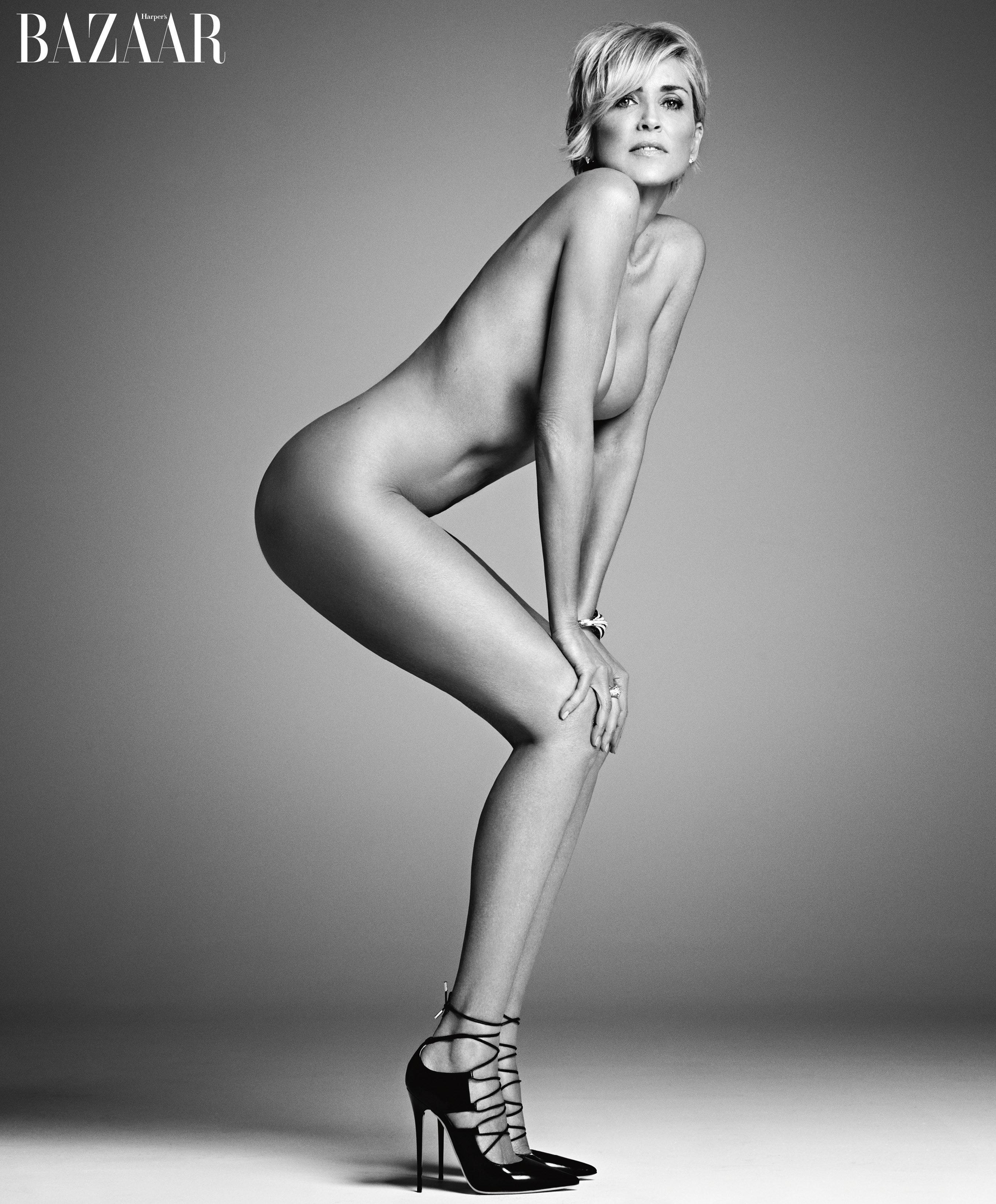 Sharon stone naked Nude Photos 67