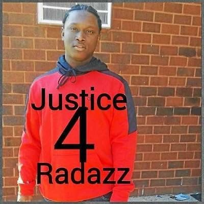 Radazz Hearns was shot by New Jersey authorities.