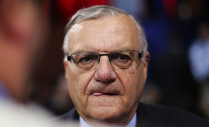 Sheriff Joe Arpaio claims that President Obama's deportation policies could drive up his county's jail population.