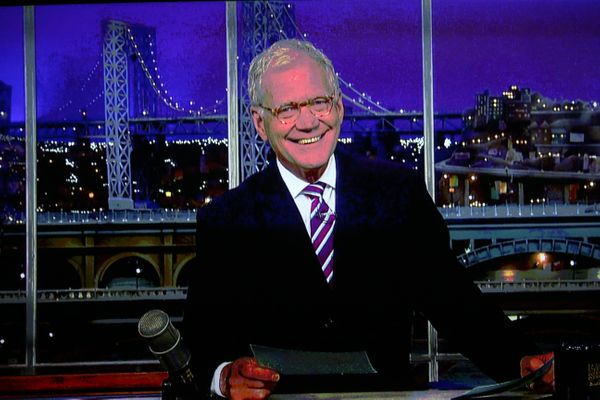 "The former late-night TV host has one son, Harry, born in 2003, when Letterman was 56. When asked about his <a href=""https://"
