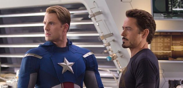 First 'Captain America: Civil War' Trailer Revealed At D23