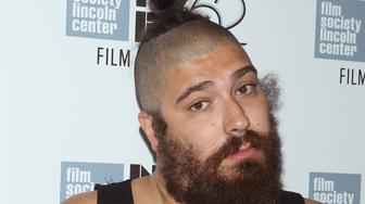 NEW YORK, NY - OCTOBER 02:  Actor Josh Ostrovsky, aka The Fat Jew, attends the 'Heaven Knows What' Premiere during the 52nd New York Film Festival at Alice Tully Hall on October 2, 2014 in New York City.  (Photo by Jim Spellman/WireImage)