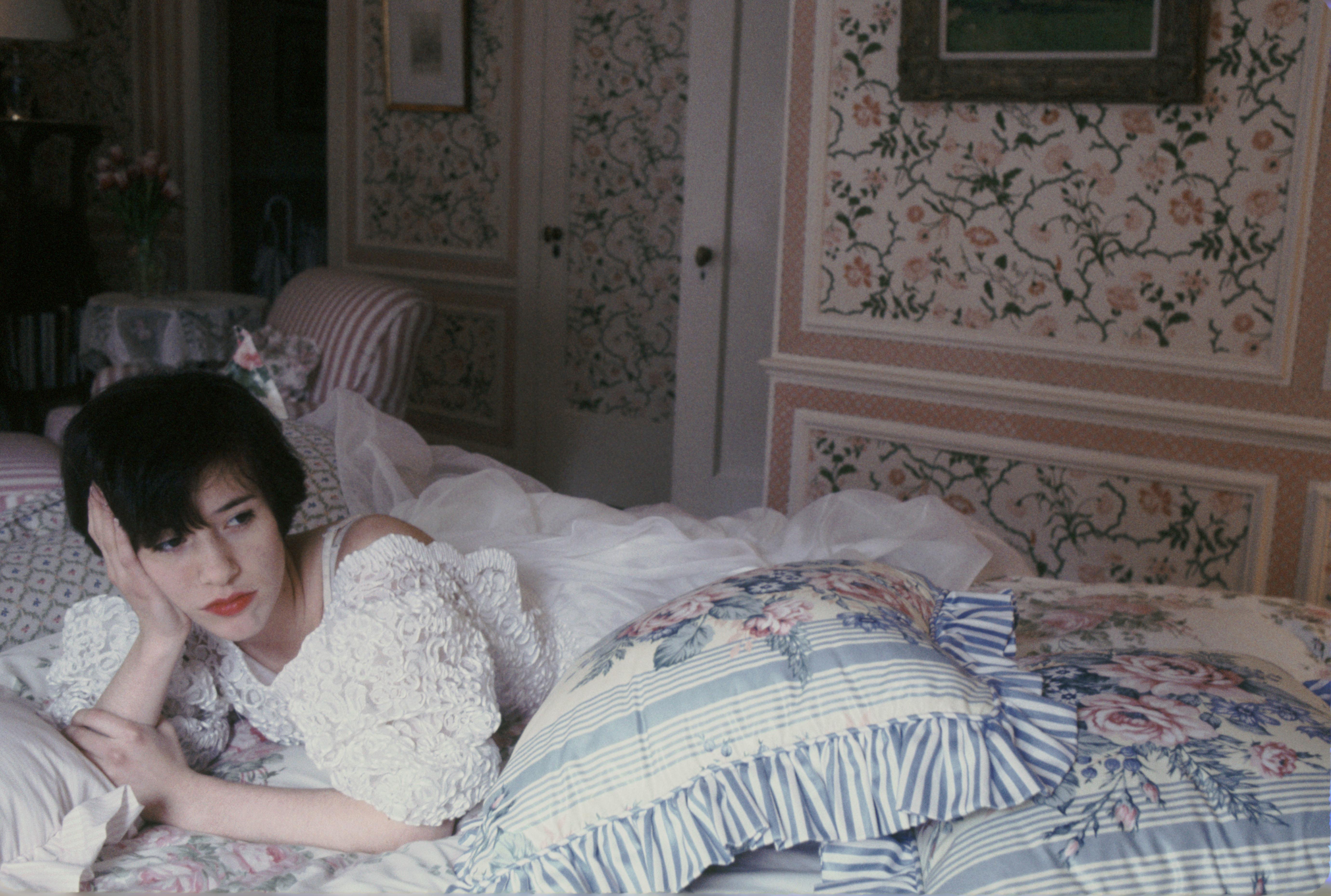 Anne Lockhart (actress),Hylda Queally Erotic videos Imaan Hammam NED 1 2014,Brendan Beiser