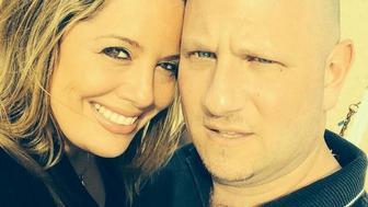 Jodi Meltzer and her boyfriend Mike.