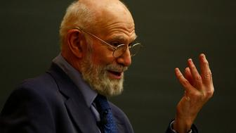 <p>Oliver Sacks.</p>