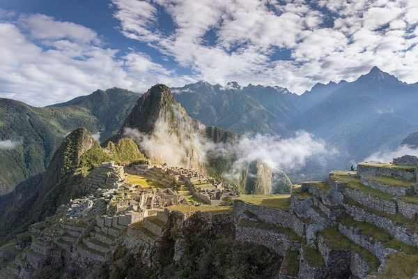 It's not the outrageously dramatic Andean setting, nor the way that the city clings to impossibly precipitous slopes th
