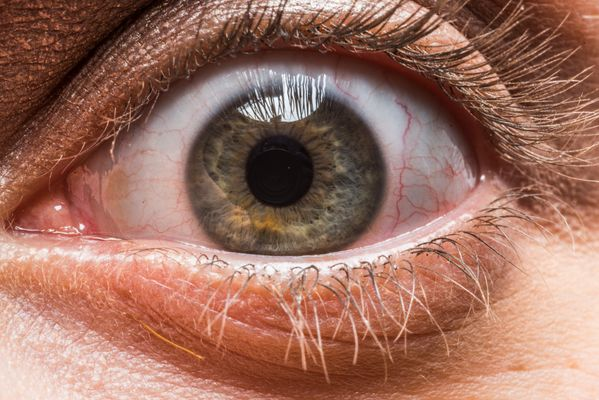 Weird Things Happen When You Stare Into Someone's Eyes For