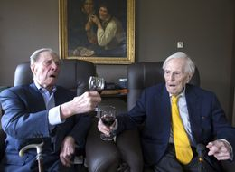 World's Oldest Twin Brothers Share Secrets To A Long Life