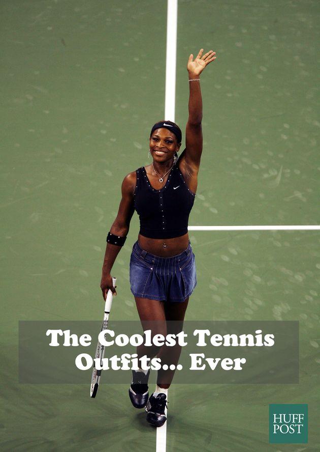Venus And Serena Williams' Coolest Tennis