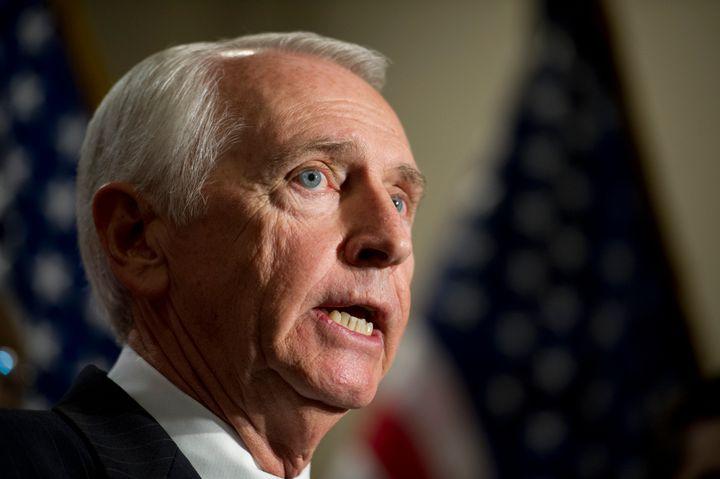 <p>Kentucky Gov. Steve Beshear signed the landmark anti-heroin law in March.</p>