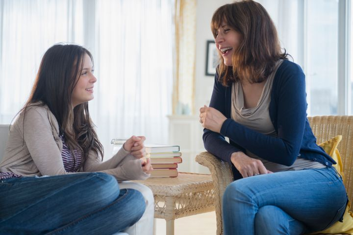 7 Tips For Communicating With Your Teen (So You Might Actually Be Heard)