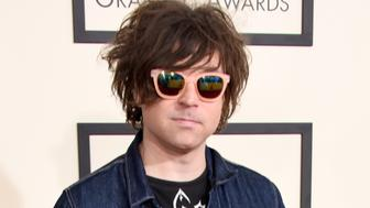 LOS ANGELES, CA - FEBRUARY 08:  Musician Ryan Adams attends The 57th Annual GRAMMY Awards at the STAPLES Center on February 8, 2015 in Los Angeles, California.  (Photo by Jeff Vespa/WireImage)
