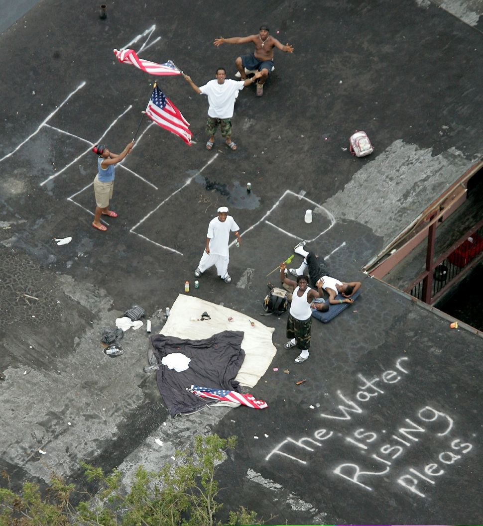 These Are The Forgotten Images Of Hurricane Katrina | HuffPost