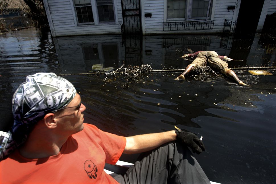 these are the forgotten images of hurricane katrina huffpost