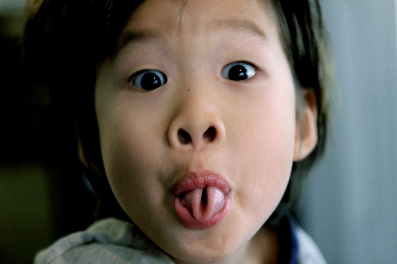 <p>Rolling the tongue is not entirely a genetic trait, scientists say.</p>