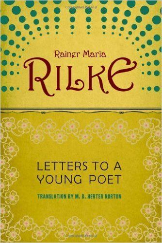 """A letter written to Rilke by a young man entering a military career who secretly wished to become a poet himself forms the b"
