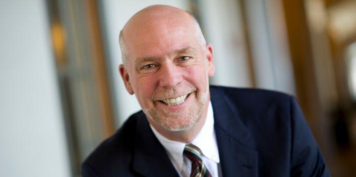 Greg Gianforte filed paperwork to explore a run for governor of Montana.
