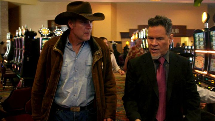 <span>With Jacob Nighthorse's (A Martinez) casino now open for business, Absaroka County is seeing new visitors of all sorts