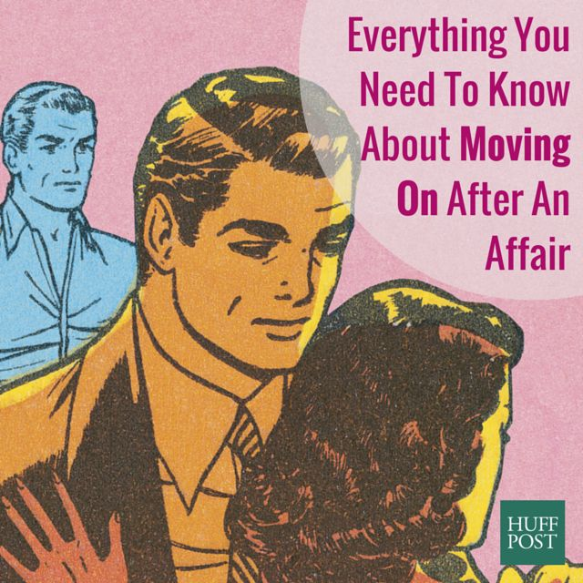 Everything You Need To Know About Moving On After An Affair