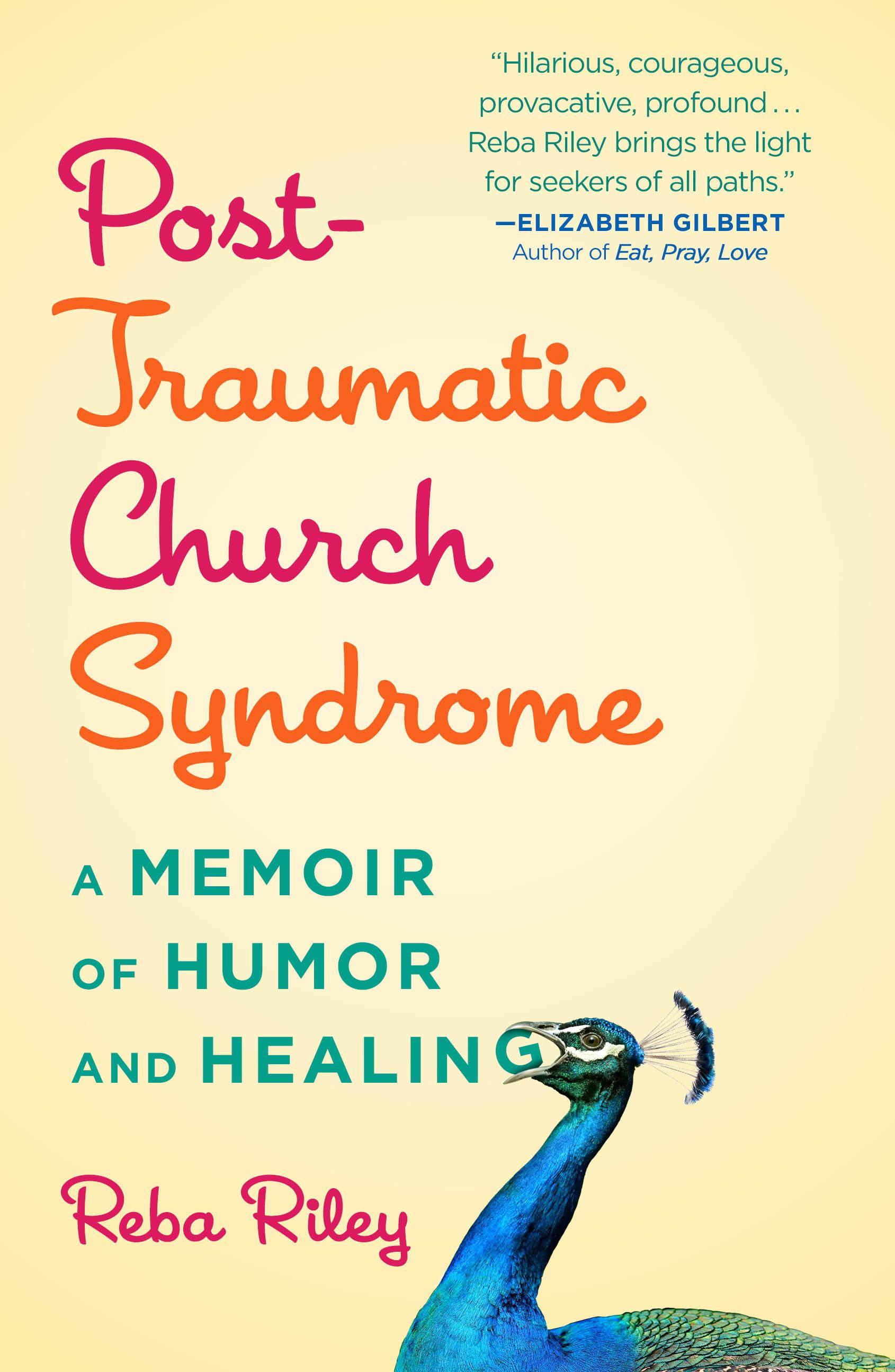 Reba Riley wrote a memoir after experiencing a crisis of faith.