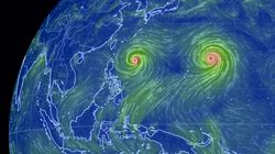 【ニュースで学ぶ英語】2つの大型台風が接近