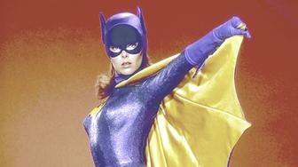 <p>This September 1967 photograph shows Yvonne Craig as Batgirl. Craig died Monday at the age of 78.</p>