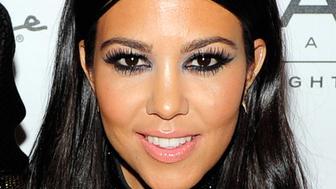 LAS VEGAS, NV - MAY 23:  Television personality Kourtney Kardashian attends Scott's birthday celebration at 1 OAK Nightclub at The Mirage Hotel & Casino on May 23, 2015 in Las Vegas, Nevada.  (Photo by Steven Lawton/FilmMagic)